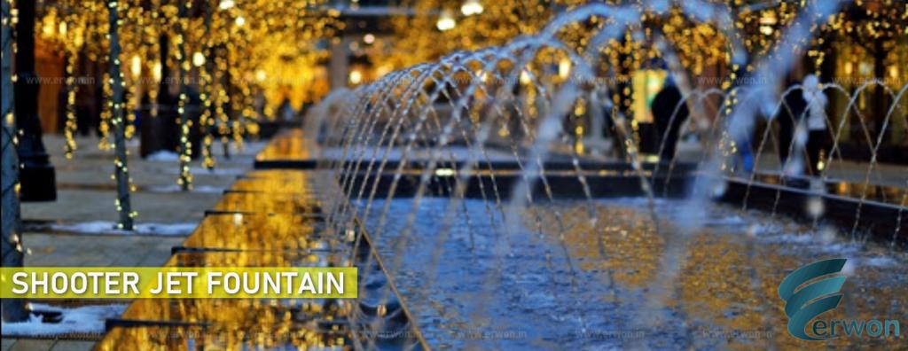 Shooter Fountain