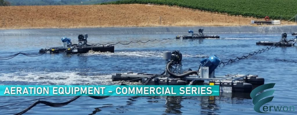 Aeration Equipment - Commercial series - manufacturer - supplier - Erwon Energy
