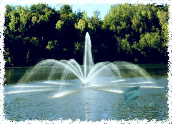 Pond aeration - Erwon Energy 1