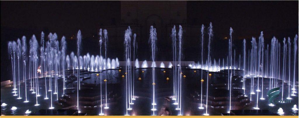 Erwon Energy Musical Fountain manufacturer, Exporter